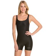 Sporti Polyester Solid Unitard