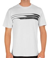 Quiksilver Men's Pipeline S/S Rash Shirt