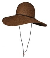 Sun N Sand Sahara Sun Straw Hat