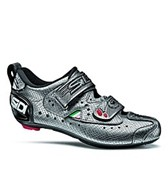SIDI Men's T2 Carbon Triathlon Cycling Shoe