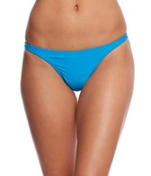 Sporti Solid Thong Bikini Bottom