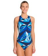 Nike Swim Jagged Geo Water Polo Tank
