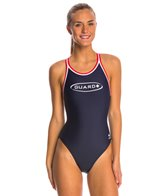 TYR Guard Solid Dimaxfit One Piece Swimsuit