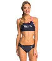 TYR Guard Solid Dimaxfit Workout Bikini Swimsuit