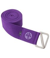 Manduka Cotton Yoga Strap 8'