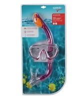 Speedo Jr. Hyperdeep Mask & Snorkel Set