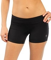 Moving Comfort Women's 4 Compression Running Shorts