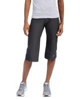 Moving Comfort Women's Fearless Running Capris