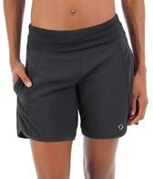 Moving Comfort Women's Work It 7 Running Shorts