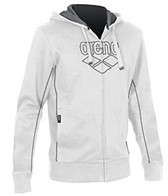 Arena Pressure Zip Up Hooded Sweatshirt