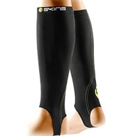 SKINS Men's A400 Compression Calf Tights w/ Stirrup