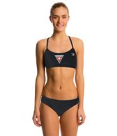 The Finals LifeLifeguard Butterfly Back Work Out Bikini