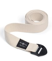 Hugger Mugger 8' Cotton Yoga Strap w/ Cinch