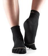 Toesox Full Toe with Grip Yoga Socks