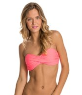 Body Glove Swimwear Twist Bandeau Bikini Top
