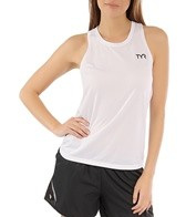 TYR Carbon Female Sleeveless Running Shirt