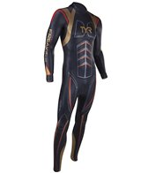 TYR Men's Hurricane Freak of Nature Fullsleeve Triathlon Wetsuit
