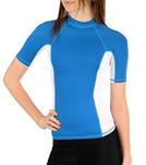 Sporti Women's S/S Sport Fit Rashguard