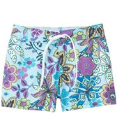 Tidepools Girls' Topsy Turvy Boardshorts (2-14yrs)