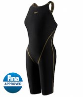 Speedo LZR Pro Recordbreaker Neck to Knee Tech Suit Swimsuit
