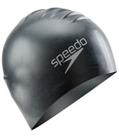 Speedo Long Hair Silicone Swim Cap