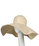 Sun N Sand Bianca X-Large Sewn Ribbon Hat
