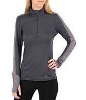 Brooks Women's Essential Long Sleeve Running 1/2 Zip II