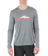 Brooks Men's EZ T Long Sleeve Mountain Runner Top