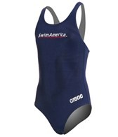 SwimAmerica Arena Girls' One Piece Swimsuit