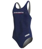 SwimAmerica Arena Girls' One Piece Swimsuit