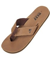Reef Guy's Leather Smoothy Sandal