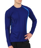 Salomon Men's Trail Runner + Long Sleeve Running Tee