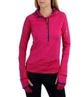 Salomon Women's Swift Midlayer Running Hoody
