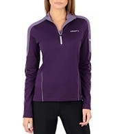 Craft Women's Performance Thermal Long Sleeve Running Top