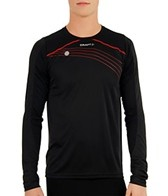 Craft Men's Performance Long Sleeve Running Tee