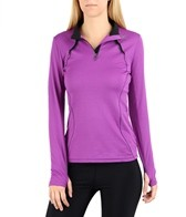Mizuno Women's Breath Thermo Running 1/2 Zip