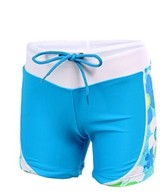 Tuga Girls' Daisy Toss Rash Shorts