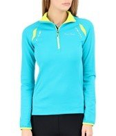 Pearl Izumi Women's Aurora Thermal Long Sleeve Running Top