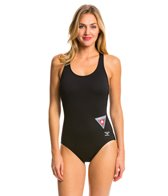 Finals LifeLifeguard Women's Lifeguard Classic T-Back One Piece Swimsuit