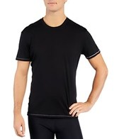 Icebreaker Men's Crewe Short Sleeve Running Top