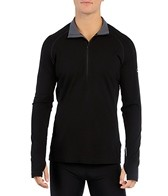 Icebreaker Men's Sprint Long Sleeve Running Zip
