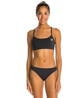 The Finals Endurotech Women's Endurotech Solid Butterfly Back Workout Bikini