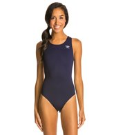 Finals Endurotech Solid Super V-Back One Piece Swimsuit