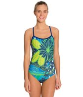 HARDCORESPORT Women's Topography Cali Back One Piece Swimsuit