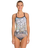 HARDCORESPORT Women's Scalliwag Cali Drag One Piece