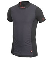 Craft Men's Zero Extreme Windstopper Short Sleeve