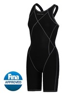 Dolfin Women's Platinum2 Knee Tech Suit Swimsuit