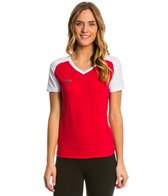 Arena Curby Women's V-Neck Tee