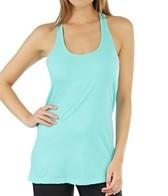 Beyond Yoga Women's Twist Racerback Tank