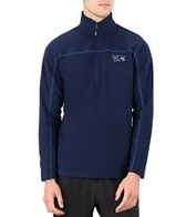 Mountain Hardwear Men's Microchill Running Zip-T
